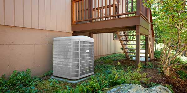 Stay comfortable all summer with an Armstrong Air air conditioner.